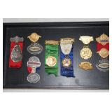 Firefighting- New York State, Medals, etc.