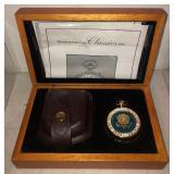 Presidential pocket watch