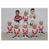 Players Bobble head set incl, Shanny, Mac