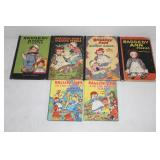Raggedy Ann book collection incl. Andy, Cookie Land