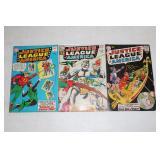 3) Justice League of America Comics
