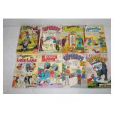 Action Comics, Superboy, Adventure Comics