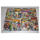 Marvel Comics incl. Defenders, Spider-Man