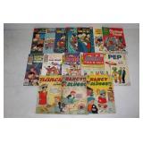 Dell comics incl. Disney, Archie's Pals n' Gals