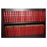 Harvard Classics Leather Bound 50 vol. set