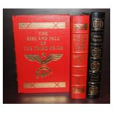 Rise and Fall of the Third Reich & Meinkampf 3 vol. set