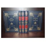 JFK 5 vol. set of his books