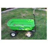 Small garden wagon