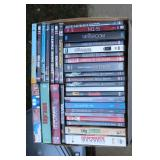 DVD Collection- TV shows, Movies, etc