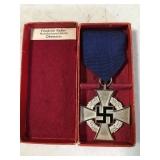 Friedrick Keller Nazi Medal