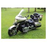 2009 Yamaha Royal Star XVZ13 w/ 14,032 miles