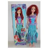 The Little Mermaid toy