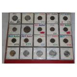 Small coin collection incl. Indian Head