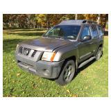 2005 Nissan X terra 4WD manual - 200k miles