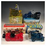 #856 NIB Avon Aftershave lot of 4 incl. Dune Buggy