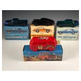 #857 AVON Vehicle Related Lot incl. 55 Thunderbird