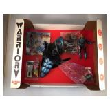 #865 Warrior Action Set Sectaurs in box