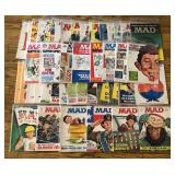 #873 Mad Magazine lot of 39 + 8 Special Numbers