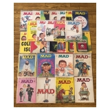 #872 Mad Magazine lot of 26 (Mostly 66-69)