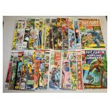 #879 Marvel Comic lot incl. Mostly Sgt. Fury, Iron Man,