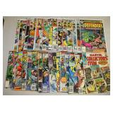 #885 Misc. Comic Book lot incl. Mostly Marvel-