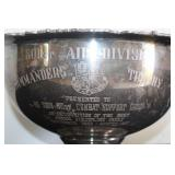 #829 801st Air Division Commanders Trophy, reignition for best annual discipline, Silver on Copper
