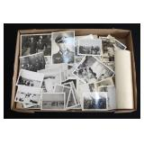 #869 Large Lot of Photographs from WW2 Era