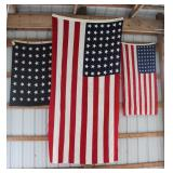 Several American Flags
