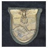 #820 German WW2 Crimea Campaign sleeve Shield