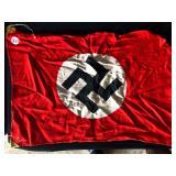#824 Nazi NSDAP flag, Japanese Made