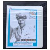 #891 Archive of Tuskegee Pilots autographed photos