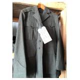 #922 Lot of USMC Enlisted Dress Greens