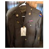 #924 Lot of 4 USAAF Uniforms