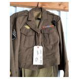 #930 US Army WW2 Uniforms