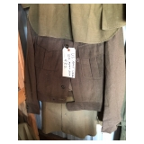 #932 US Army Uniforms 10th Mountain Division WW2