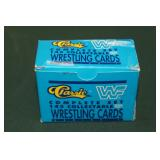 #282 WWF Wrestling Cards set by Classic