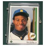 #284 1989 Upper Deck Ken Griffey Jr. Rookie