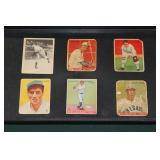 #285 Lot of (6) 1930