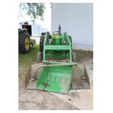 #601 with hydraulic front end loader