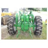 #601 with 20 hours - five gears - gas - starter weights