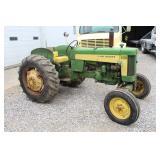Lot #602 John Deere Model 430 WF original tractor