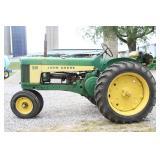 Lot# 604 John Deere Model 530 NF original tractor - power steering