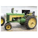 Lot# 605 John Deere Model 630 NF original condition tractor - power steering
