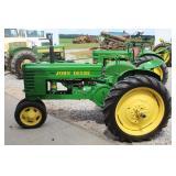 #611 John Deere Model H NF restored tractor #2