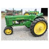 #612 John Deere Model H NF restored tractor #3