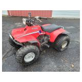 #615 Honda TRX 125 ATV
