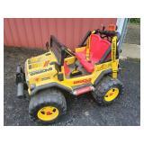 #620 Gaucho Range Electric Kids Jeep as/is