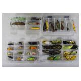 #131 Topwater Frogs, Poppers, etc.