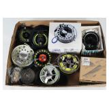 #147 Fly Fishing Reel lot of approx. 10