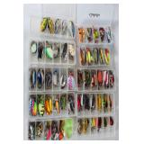 #159 Choice on Fantastic Fishing Lure lots in boxes